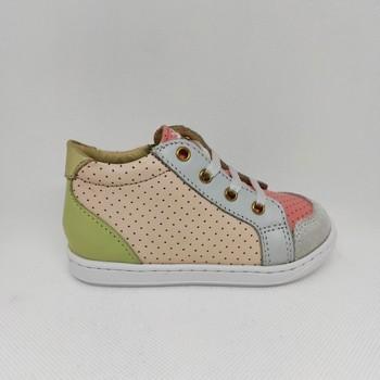 Chaussures Fille Baskets montantes Shoo Pom BOUBA ZB REGATTA rose