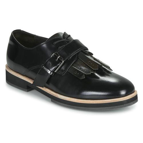 Chaussures Femme Derbies JB Martin BALIDAY noir