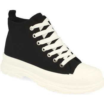 Chaussures Femme Baskets montantes Benini 21001 Negro