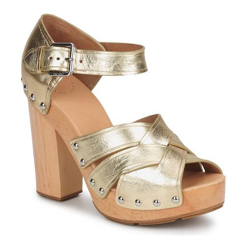 Chaussures Femme Sandales et Nu-pieds Marc by Marc Jacobs VENTA Doré