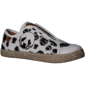 Chaussures Fille Baskets basses Geox J02D5G 000ZB J KILWI Blanco