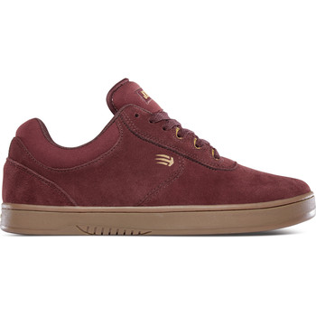 Chaussures Chaussures de Skate Etnies JOSLIN BURGUNDY GUM