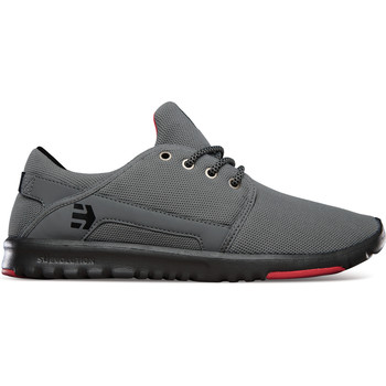 Chaussures Chaussures de Skate Etnies SCOUT BLOOM GREY BLACK RED