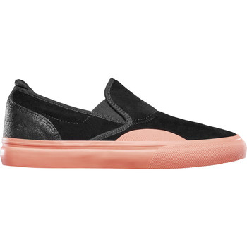 Chaussures Slip ons Emerica WINO G6 SLIP ON BLACK PINK PINK