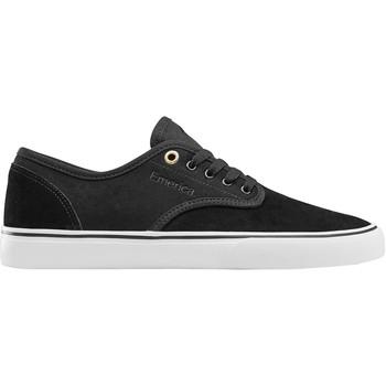 Chaussures Chaussures de Skate Emerica WINO STANDARD BLACK WHITE GOLD