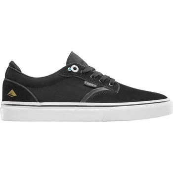 Chaussures Chaussures de Skate Emerica DICKSON BLACK WHITE GOLD