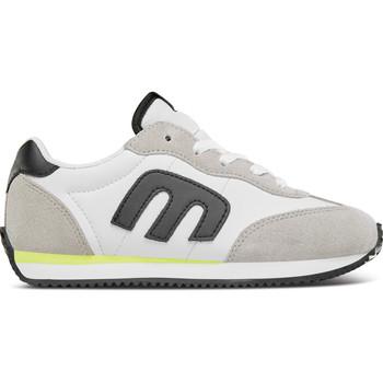 Chaussures Enfant Chaussures de Skate Etnies KIDS LOCUT CB WHITE