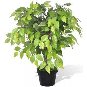 Maison & Déco Plantes artificielles Vidaxl plante artificielle 60 cm Vert