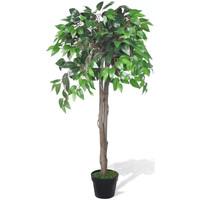 Maison & Déco Plantes artificielles Vidaxl 110 cm Vert