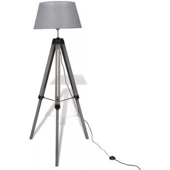 Maison & Déco Lampadaires Vidaxl Lampe Gris