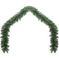 Maison & Déco Décorations de noël Vidaxl Decoration de Noel 20  m Vert