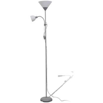 Maison & Déco Lampes à poser Vidaxl Lampe Gris