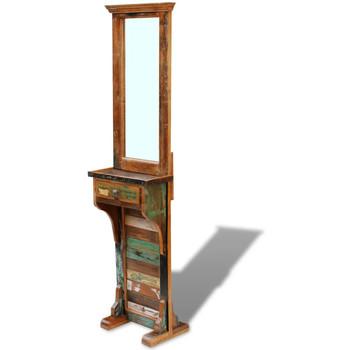 Maison & Déco Miroirs Vidaxl Miroir de couloir Multicolore