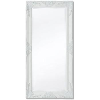 Maison & Déco Miroirs Vidaxl Miroir 100 x 50 cm Blanc