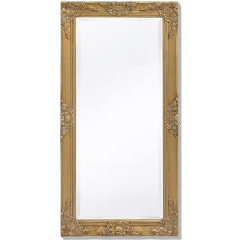 Maison & Déco Miroirs Vidaxl Miroir 100 x 50 cm Or