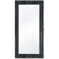 Maison & Déco Miroirs Vidaxl 100 x 50 cm Noir