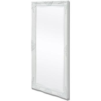 Maison & Déco Miroirs Vidaxl 120 x 60 cm Blanc