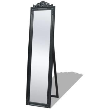 Maison & Déco Miroirs Vidaxl 160 x 40 cm Noir