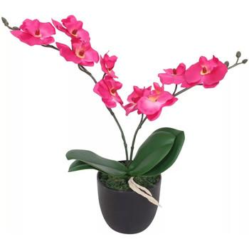 Maison & Déco Plantes artificielles Vidaxl Plante artificielle 30 cm Rouge