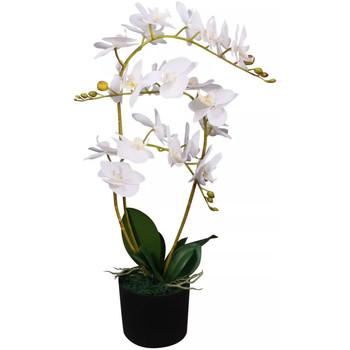 Maison & Déco Plantes artificielles Vidaxl Plante artificielle 65 cm Blanc