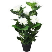 Maison & Déco Plantes artificielles Vidaxl  Blanc
