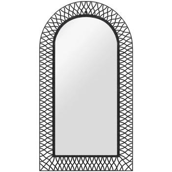 Maison & Déco Miroirs Vidaxl Miroir 60 x 110 cm Noir