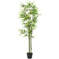 Maison & Déco Plantes artificielles Vidaxl name 150 cm Vert