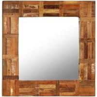 Maison & Déco Miroirs Vidaxl Miroir 60 x 60 cm Brun