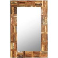 Maison & Déco Miroirs Vidaxl Miroir 60 x 90 cm Brun