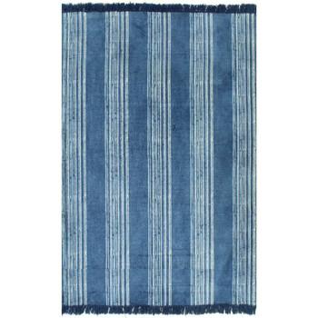 Parures de lit Tapis Vidaxl 160 x 230 cm Bleu
