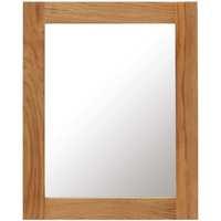 Maison & Déco Miroirs Vidaxl Miroir 40 x 50 cm Brun