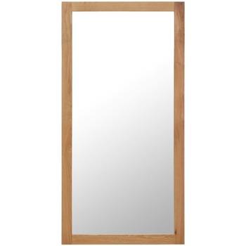Maison & Déco Miroirs Vidaxl Miroir 60 x 120 cm Brun