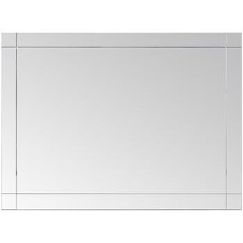 Maison & Déco Miroirs Vidaxl Miroir 60 x 50 cm Argent