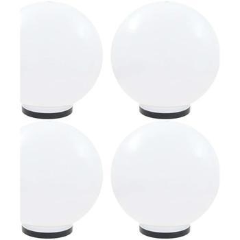 Maison & Déco Luminaires d'extérieur Vidaxl Lampe d'extérieur 40 cm Blanc
