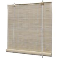 Parures de lit Rideaux, stores Vidaxl 120 x 160 cm (2 pcs) Beige