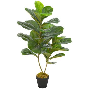 Maison & Déco Plantes artificielles Vidaxl Plante artificielle 90 cm Vert