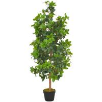 Maison & Déco Plantes artificielles Vidaxl Plante artificielle 120 cm (1395) Vert
