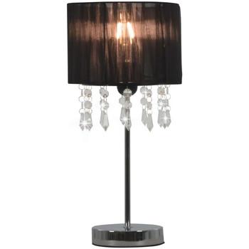 Maison & Déco Lampes de bureau Vidaxl Lampe de bureau Noir