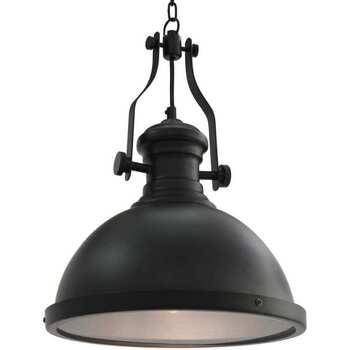 Maison & Déco Lustres, suspensions et plafonniers Vidaxl Plafonnier Noir