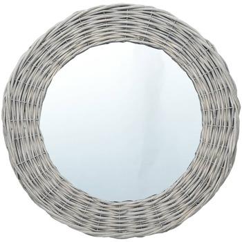 Maison & Déco Miroirs Vidaxl Miroir 70 cm Brun