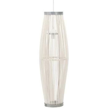 Maison & Déco Lustres, suspensions et plafonniers Vidaxl Lampe suspendue 27 x 68 cm Blanc