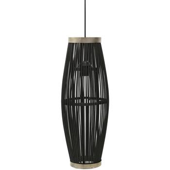 Maison & Déco Lustres, suspensions et plafonniers Vidaxl Lampe suspendue 27 x 68 cm Noir