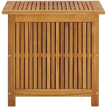 Maison & Déco Paniers, boites et corbeilles Vidaxl Boîte de rangement d'extérieur 60 x 50 x 106 cm Brun
