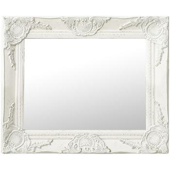 Maison & Déco Miroirs Vidaxl Miroir 50 x 40 cm Blanc
