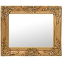 Maison & Déco Miroirs Vidaxl 50 x 40 cm Or
