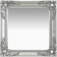 Maison & Déco Miroirs Vidaxl Miroir 50 x 50 cm Argent