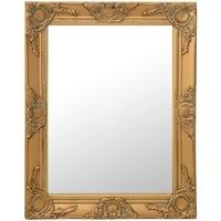 Maison & Déco Miroirs Vidaxl Miroir 50 x 60 cm Or