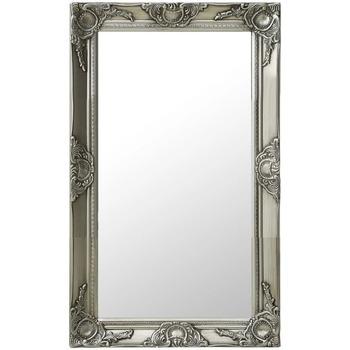 Maison & Déco Miroirs Vidaxl 50 x 80 cm Argent