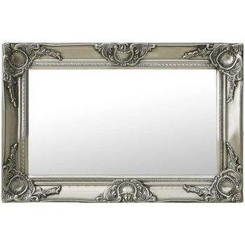 Maison & Déco Miroirs Vidaxl Miroir 60 x 40 cm Argent