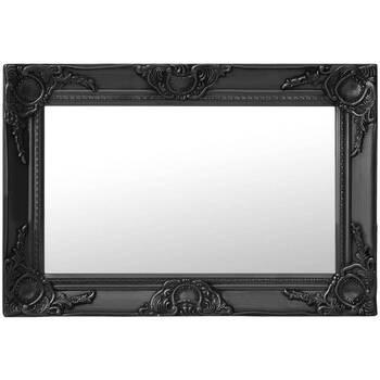 Maison & Déco Miroirs Vidaxl 60 x 40 cm Noir